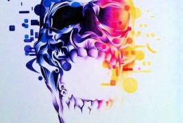 Ballpoint pen art by Samuel Levy - thumbnail_9