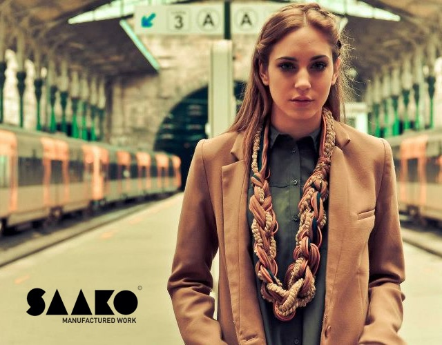 Saako design fall/winter 2012 | Image courtesy of Saako design