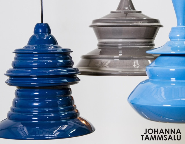 Solid Spin lamps
