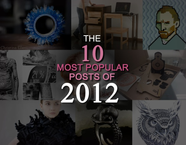 The 10 Most Popular Posts of 2012