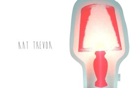 Screen printed lamp - thumbnail_2