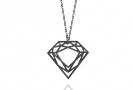 Myia Bonner diamond necklace - thumbnail_3
