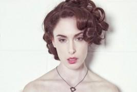 Myia Bonner diamond necklace - thumbnail_4
