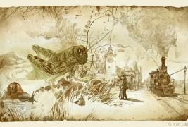 Illustrations by Yuri Laptev - thumbnail_4