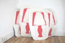 Screen printed lamp - thumbnail_5