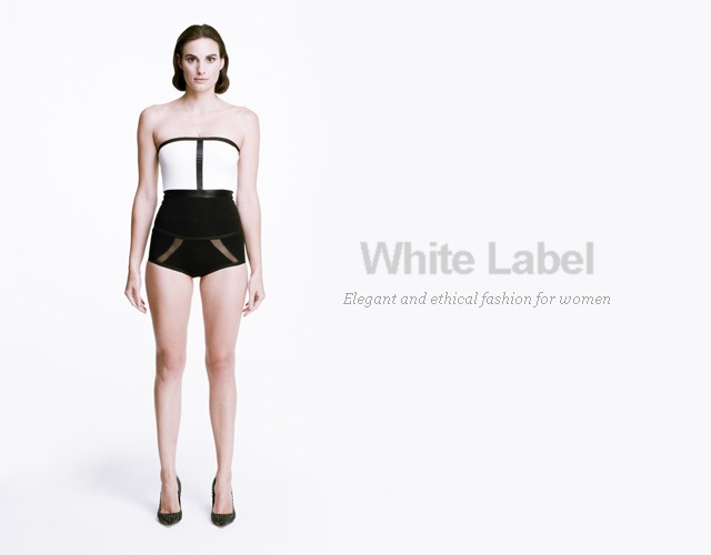 White Label spring/summer 2013 | Image courtesy of White Label