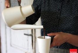 Concrete coffee set - thumbnail_1