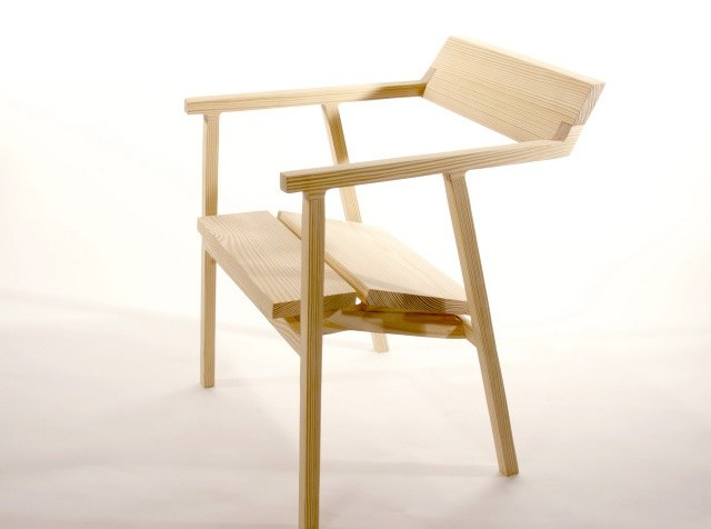 Chair by Matilde Nyeland | Image courtesy of Matilde Nyeland