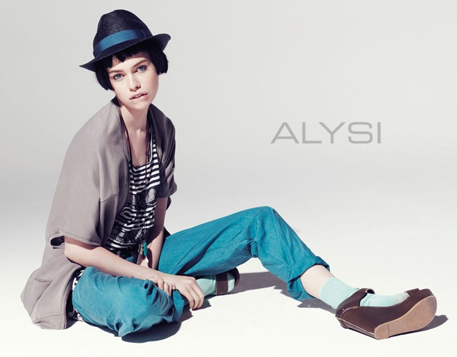 Alysi spring/summer 2013 | Image courtesy of Alysi