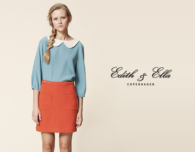 Edith and Ella spring/summer 2013 | Image courtesy of Edith & Ella