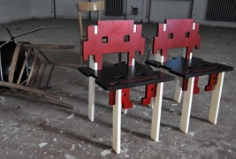 Game Over chair - thumbnail_2