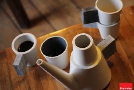 Concrete coffee set - thumbnail_3