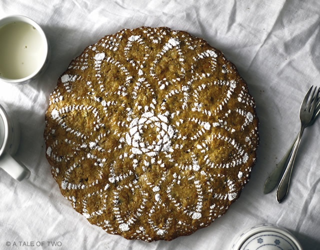 Carrot cake | Image courtesy of A TALE OF TWO