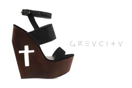 Blaire wedges by Gray City - thumbnail_1