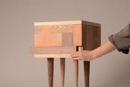 Hide stool - thumbnail_1