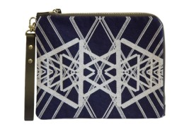 Studio Harlen printed clutch - thumbnail_2