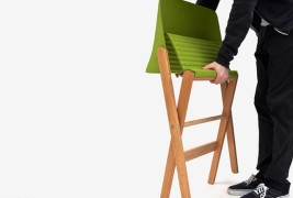 Turtle folding chair - thumbnail_2