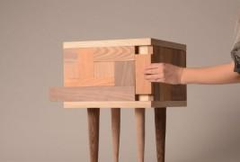 Hide stool - thumbnail_2