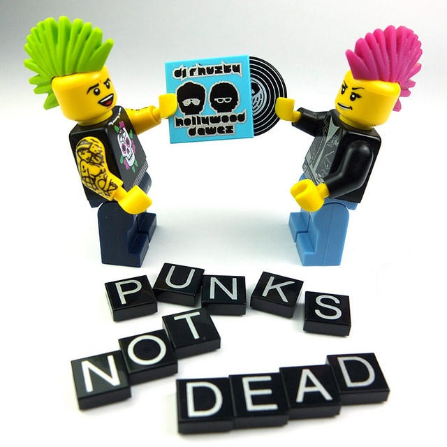 100 custom LEGO minifigs - Photo 19