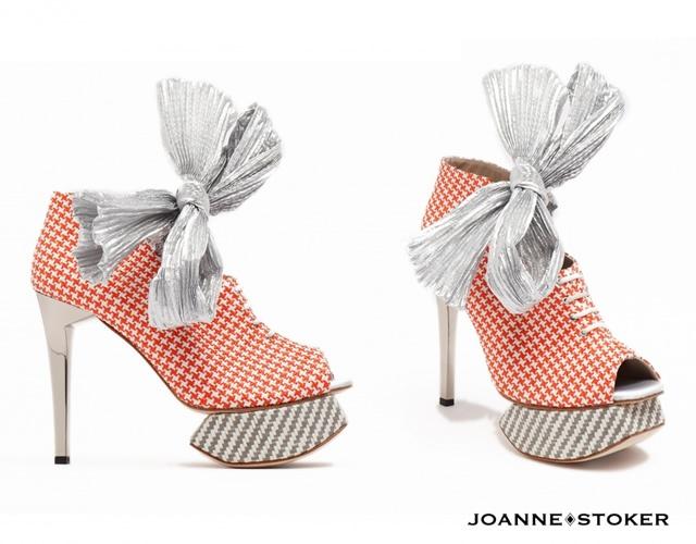 Joanne Stoker spring/summer 2013