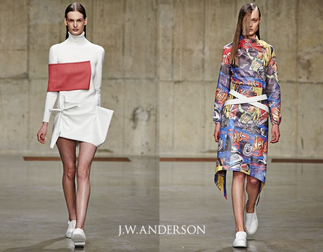 J.W. Anderson fall/winter 2013 | Image courtesy of Rory van Millingen