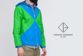 Opening Ceremony raincoat - thumbnail_1