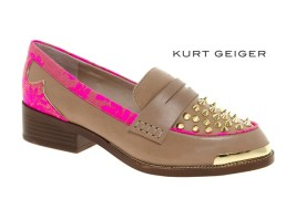 Loafers borchiate Kurt Geiger - thumbnail_1