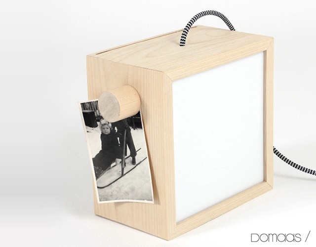 LM BOX lamp | Image courtesy of Andreas Kallstad, Domaas/hogh