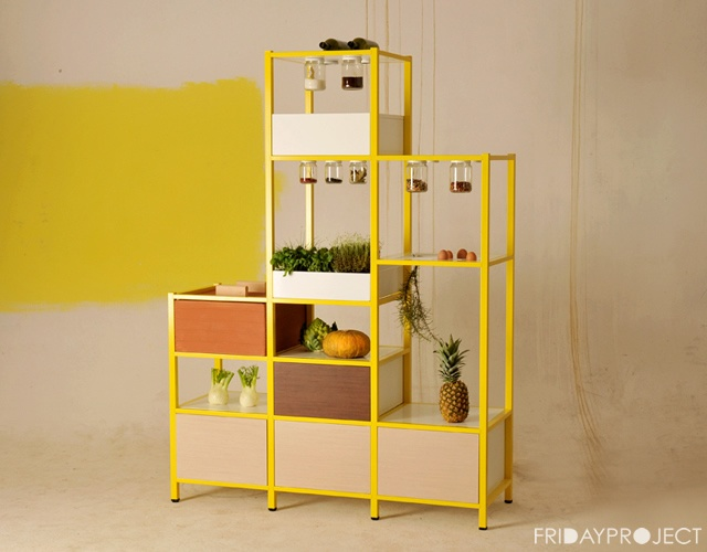 Food Storage by FridayProject