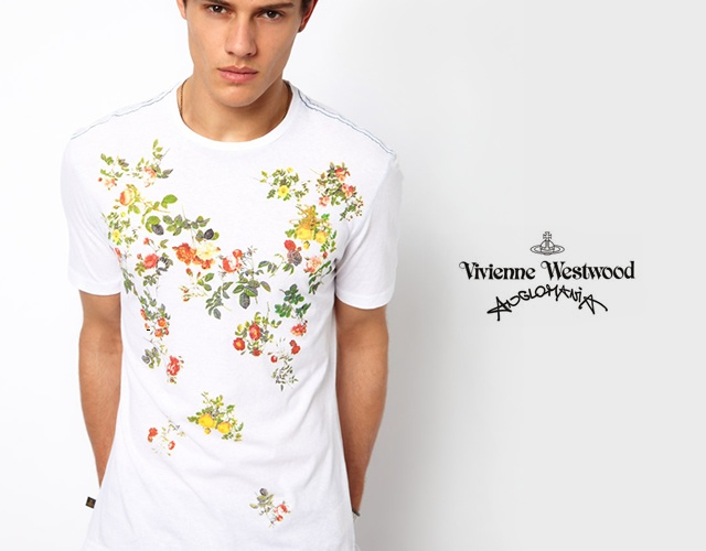 Vivienne Westwood for Lee t-shirt | Image courtesy of Asos