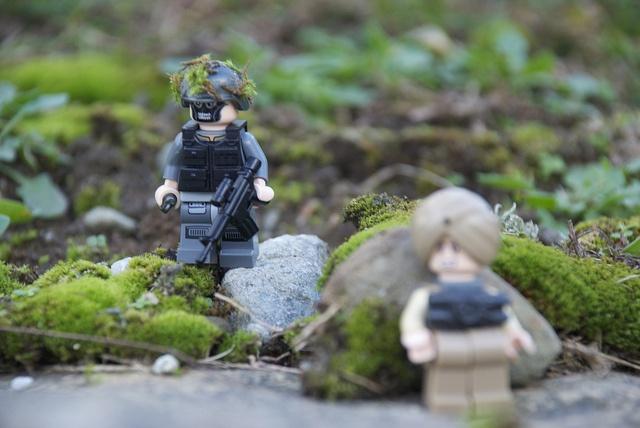 100 custom LEGO minifigs - Photo 34