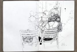 Drawings by Thomas Cian - thumbnail_2