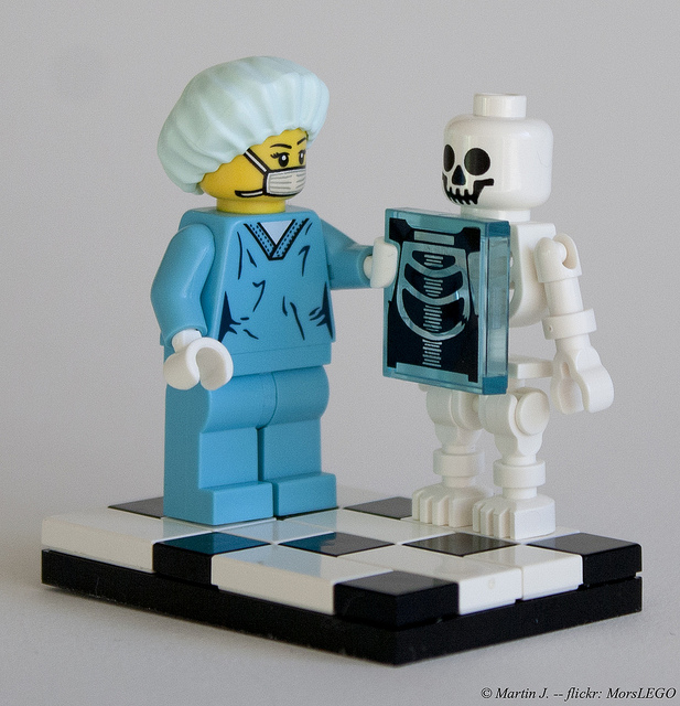 100 custom LEGO minifigs - Photo 41