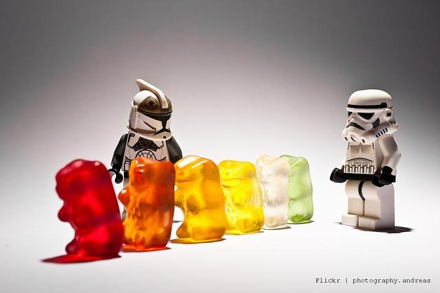 100 custom LEGO minifigs - Photo 42