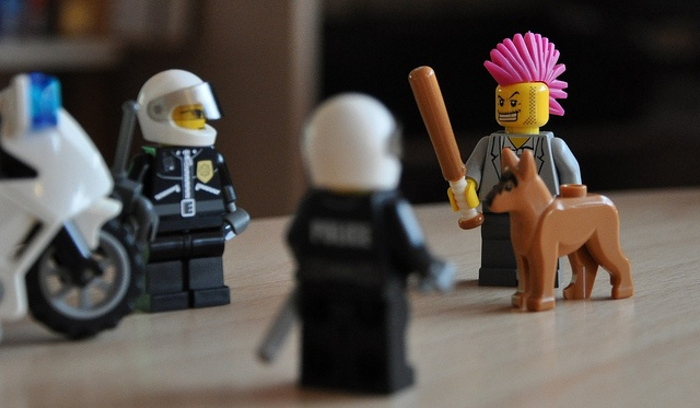 100 custom LEGO minifigs - Photo 51