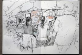 Drawings by Thomas Cian - thumbnail_3