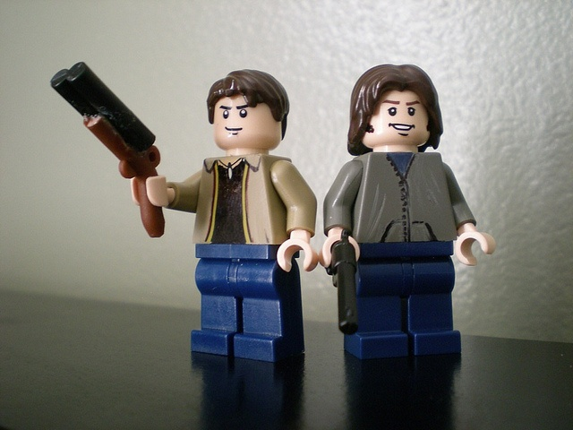 100 custom LEGO minifigs - Photo 76