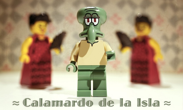 100 custom LEGO minifigs - Photo 80