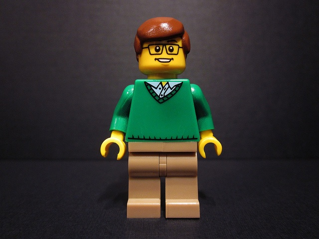 100 custom LEGO minifigs - Photo 93