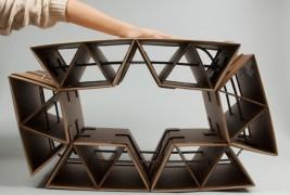 Sprocket Cardboard Chair - thumbnail_1