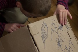 Sprocket Cardboard Chair - thumbnail_4