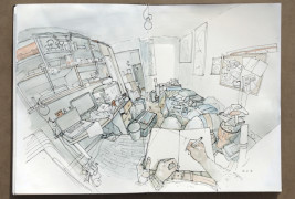 Drawings by Thomas Cian - thumbnail_8