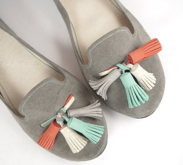 Handcrafted Shoes by Ele Handmade | Image courtesy of Ele handmade
