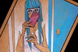 Dipinti by Cesar Moreno - thumbnail_1