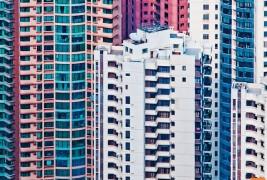 Hong Kong facades by Miemo Penttinen - thumbnail_1