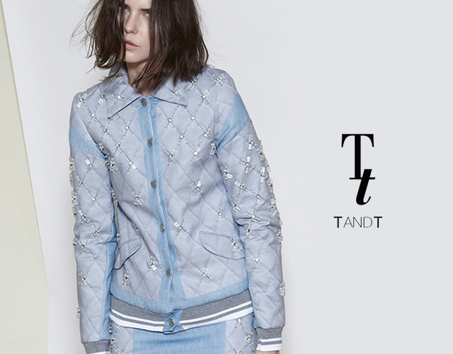 Tandt spring/summer 2013 | Image courtesy of Tandt