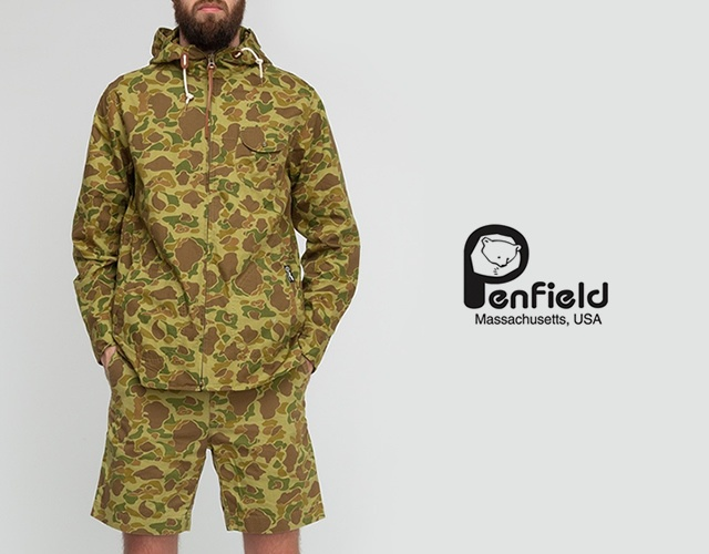 Campbell jacket by Penfield | Image courtesy of Penfield