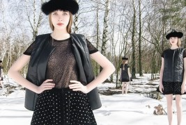 Ksenia Schnaider fall/winter 2013 - thumbnail_1