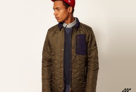 Boxfresh quilted jacket - thumbnail_1