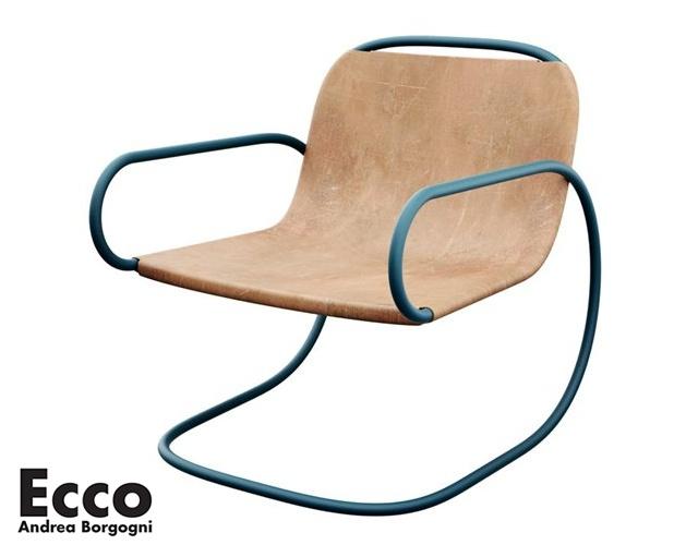 Ecco chair | Image courtesy of Andrea Borgogni